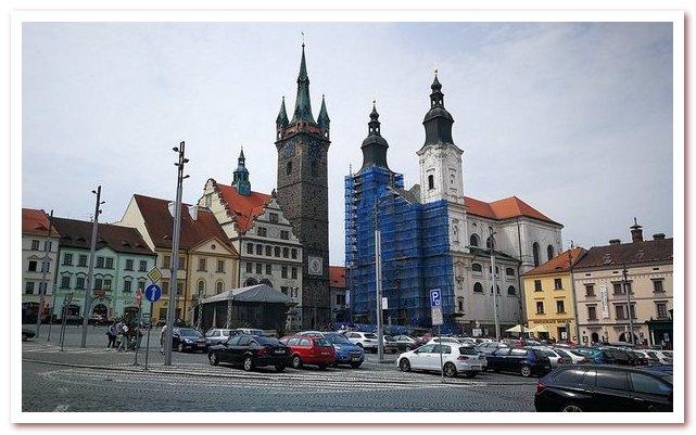 Достопримечательности Чехии. Клатови