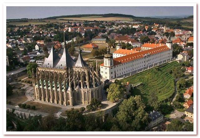 Достопримечательности Чехии. Кутна-Гора