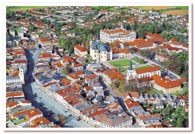Достопримечательности Чехии. Литомишль
