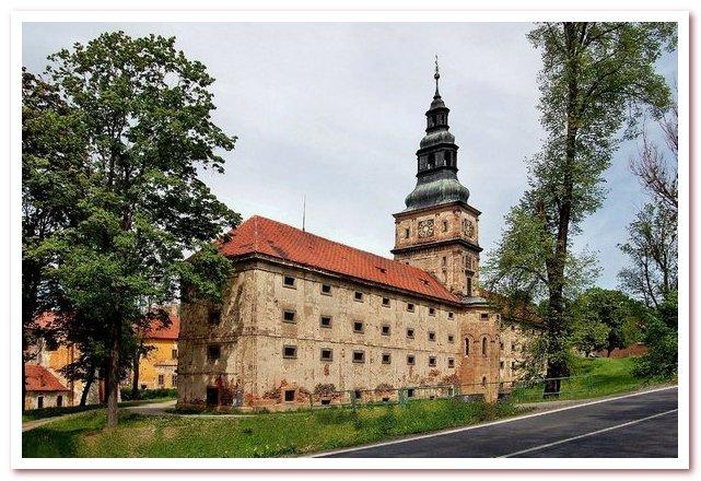 Достопримечательности Чехии. Монастырь Пласы