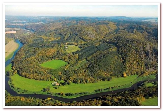 Достопримечательности Чехии. Национальный парк Кривоклатско