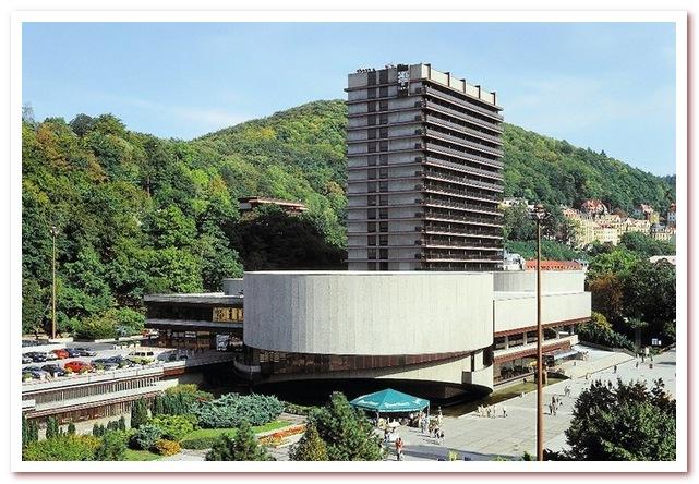 Достопримечательности Чехии. Отель Termal