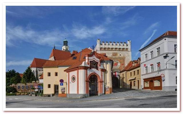 Достопримечательности Чехии. Прахатице