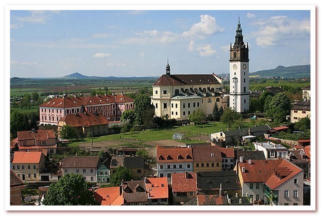Достопримечательности Чехии. Собор св. Стефана в Литомиржеце