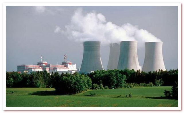 Достопримечательности Чехии. Темелинская электростанция