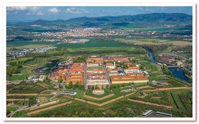 Достопримечательности Чехии. Терезин
