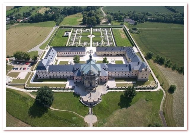 Достопримечательности Чехии. Замок Кукс