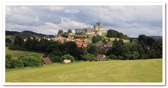 Достопримечательности Чехии. Замок Раби