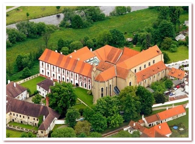 Достопримечательности Чехии. Злата Коруна