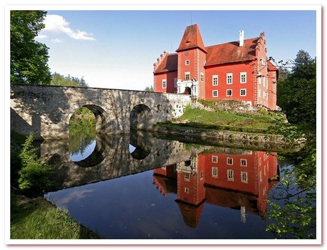 Достопримечательности Чехии. Южная Богемия