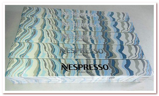 Культура кофе в Скандинавии. Nespresso Variations Nordic