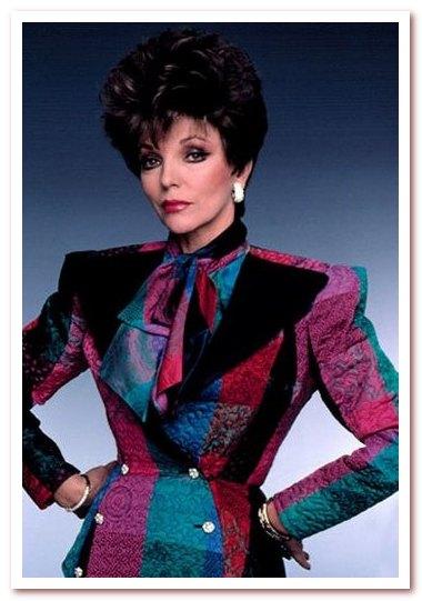 Мода 80-х. Буфы