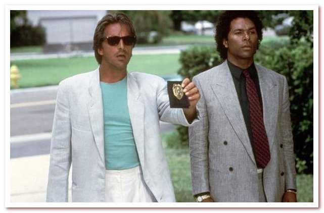 Мода 80-х. Майами Вайс