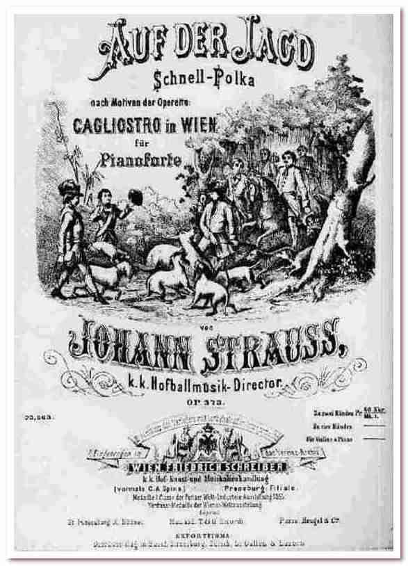 Танец полька. Иоганн Штраус тоже участвовал в популяризации Чехии.