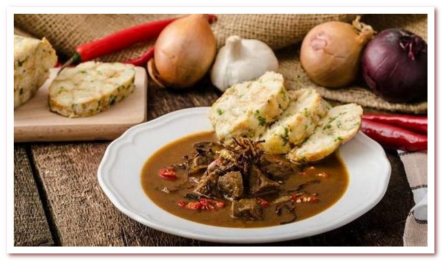Чешская кухня. Праздник для гурманов