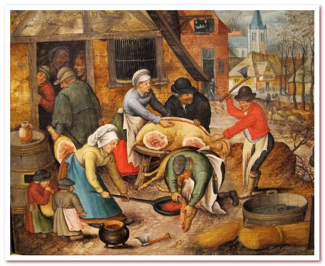 Чешская кухня. Забиячка