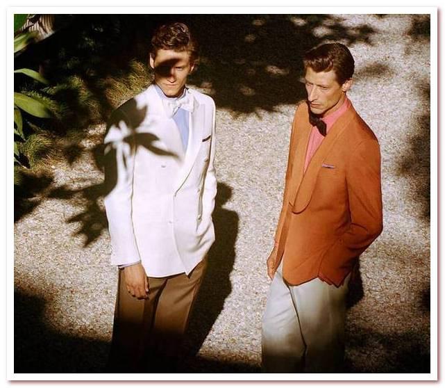 Классическая мужская мода весна — лето 2021. Brioni