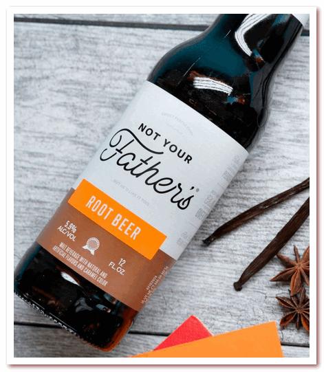 Корневое пиво или рутбир. 2. Not Your Father's Root Beer