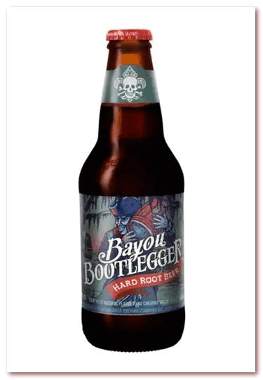 Корневое пиво или рутбир. Abita Bayou Bootlegger