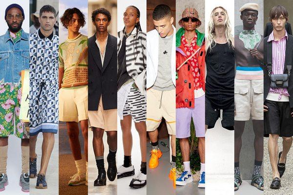 Мужская мода весна — лето 2021Мужская мода весна — лето 2021