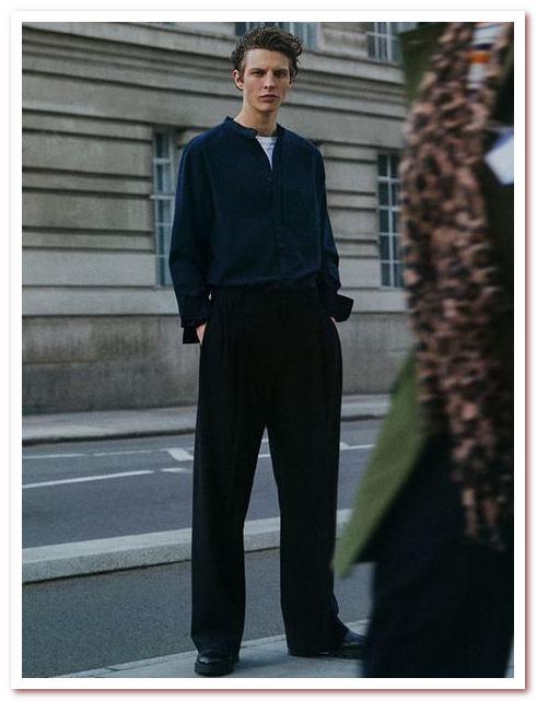 Мужская мода весна — лето 2021 от COS