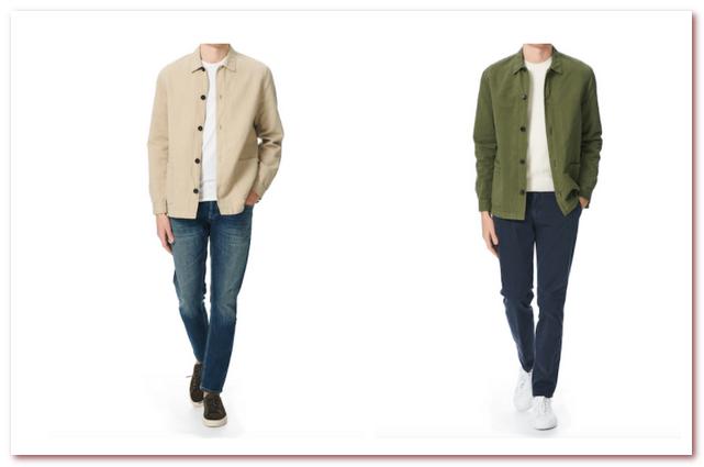Мужская мода весна — лето 2021. Рубашка