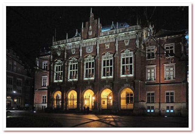 Ягеллонский университет в Кракове 1