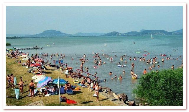 Озеро Балатон