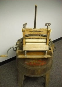 Стиральная машина: история и современность 1