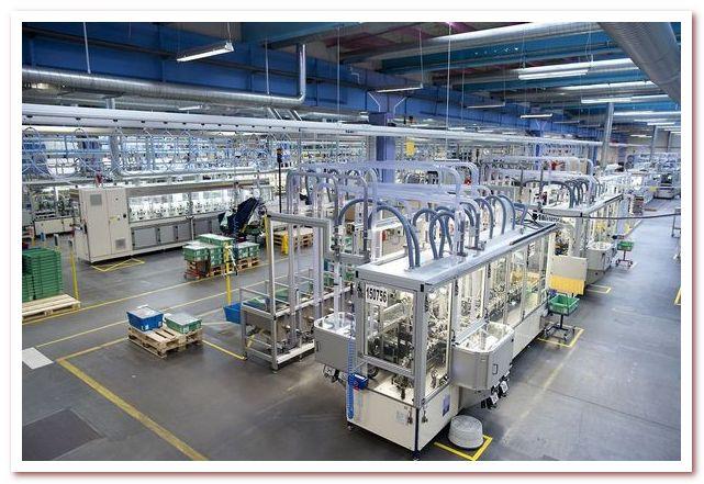 История Лего. Завод Лего в Биллунне