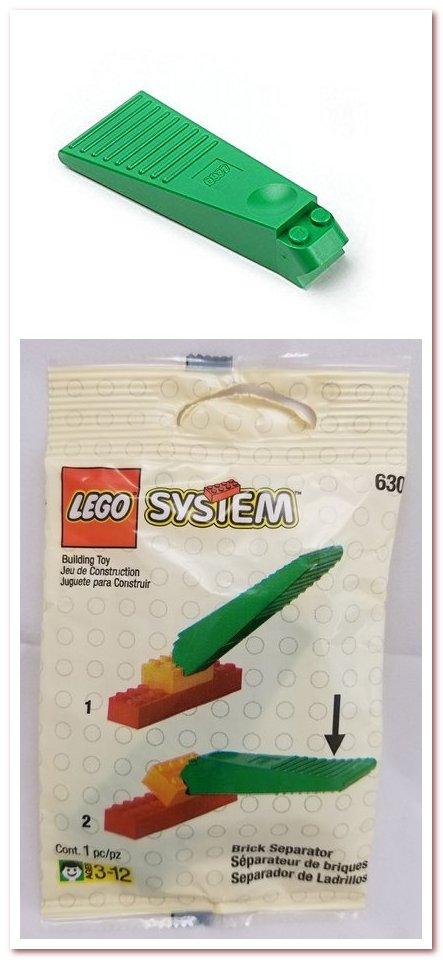 рия Лего. Зеленый сепаратор код 630, 1996 год
