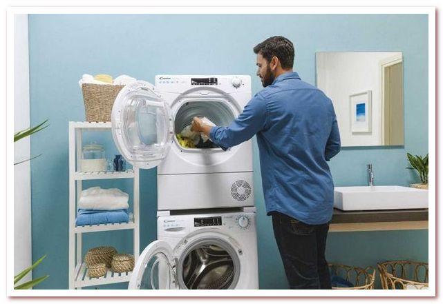 Современная стиральная машина имеет множество функций