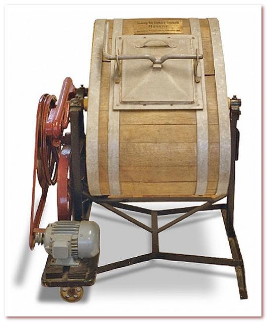 Стиральная машина это механическое устройство для стирки одежды