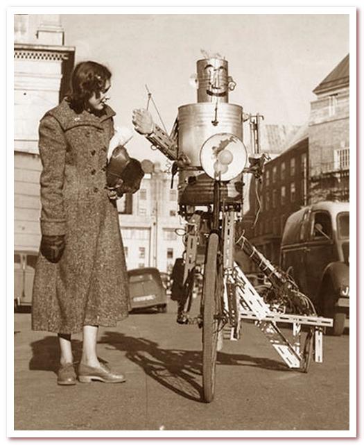 Антропоморфный робот Динамо Джо