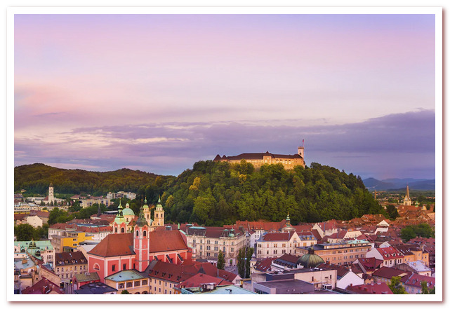 Курорты Словении 1