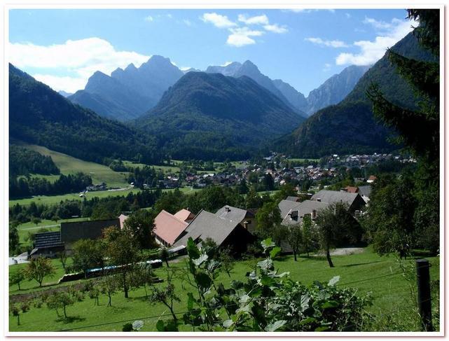 Курорты Словении подойдут как для зимнего так и для летнего отдыха