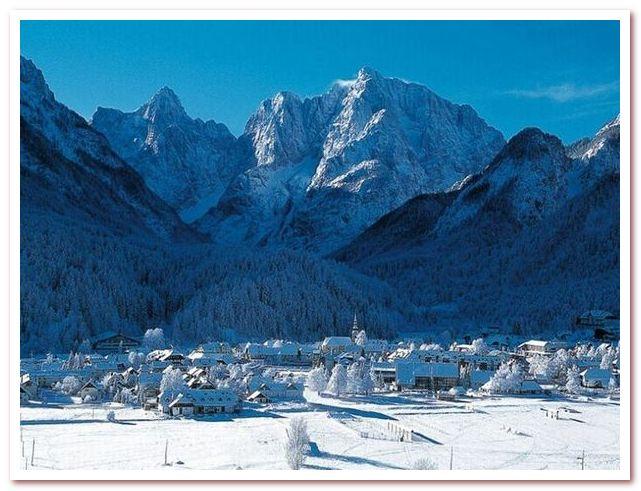 Курорты Словении. Краньска Гора