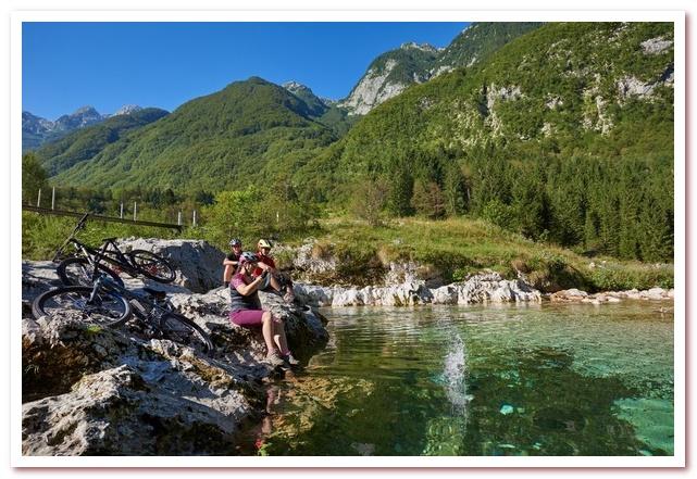 Курорты Словении. Лепена