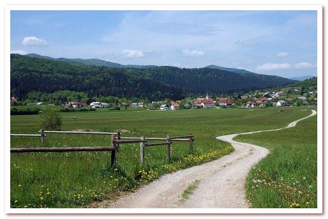 Курорты Словении. Loska Dolina