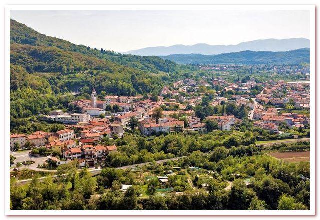 Курорты Словении. Nova Gorica