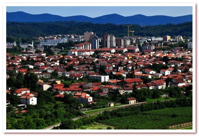Курорты Словении. Нова Горица