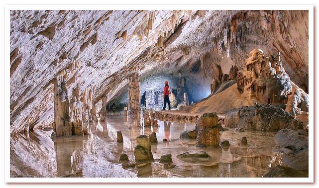Курорты Словении. Пещера Оток