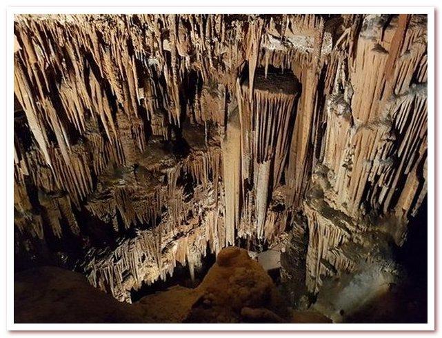 Курорты Словении. Пещера Виленица