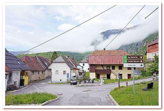Курорты Словении. Плужна