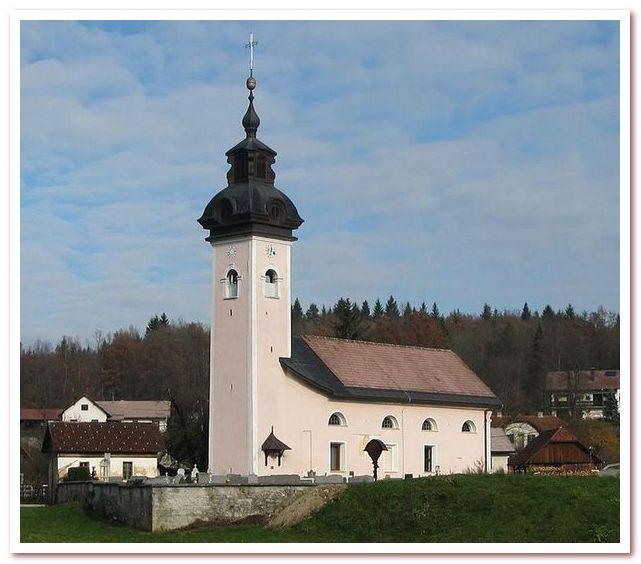 Курорты Словении. Pri Cerkvi