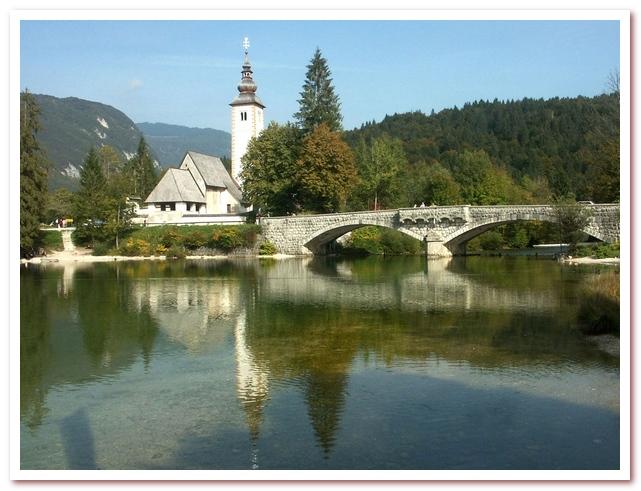 Курорты Словении. Рибчев Лаз