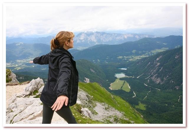 Курорты Словении. Словенские Альпы - прекрасное место для активного отдыха