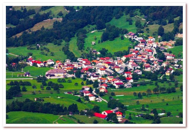 Курорты Словении. Толмин
