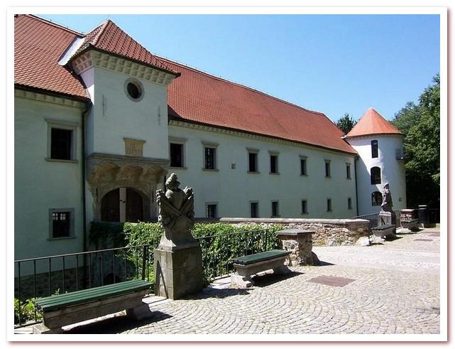 Курорты Словении. Замок Фужине