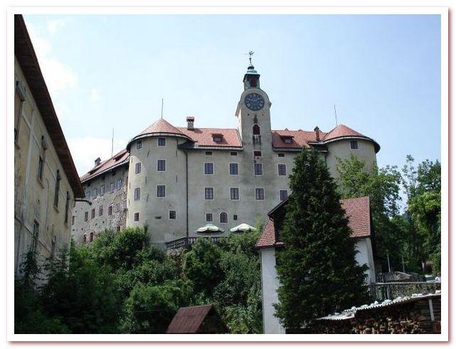 Курорты Словении. Замок Геверкенегг